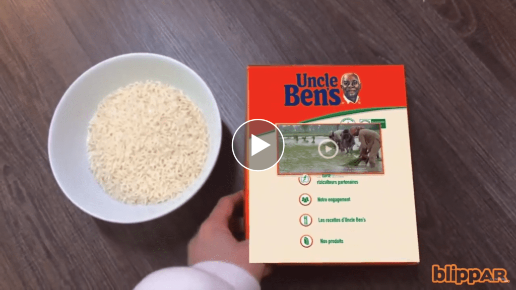 Uncle Ben's video